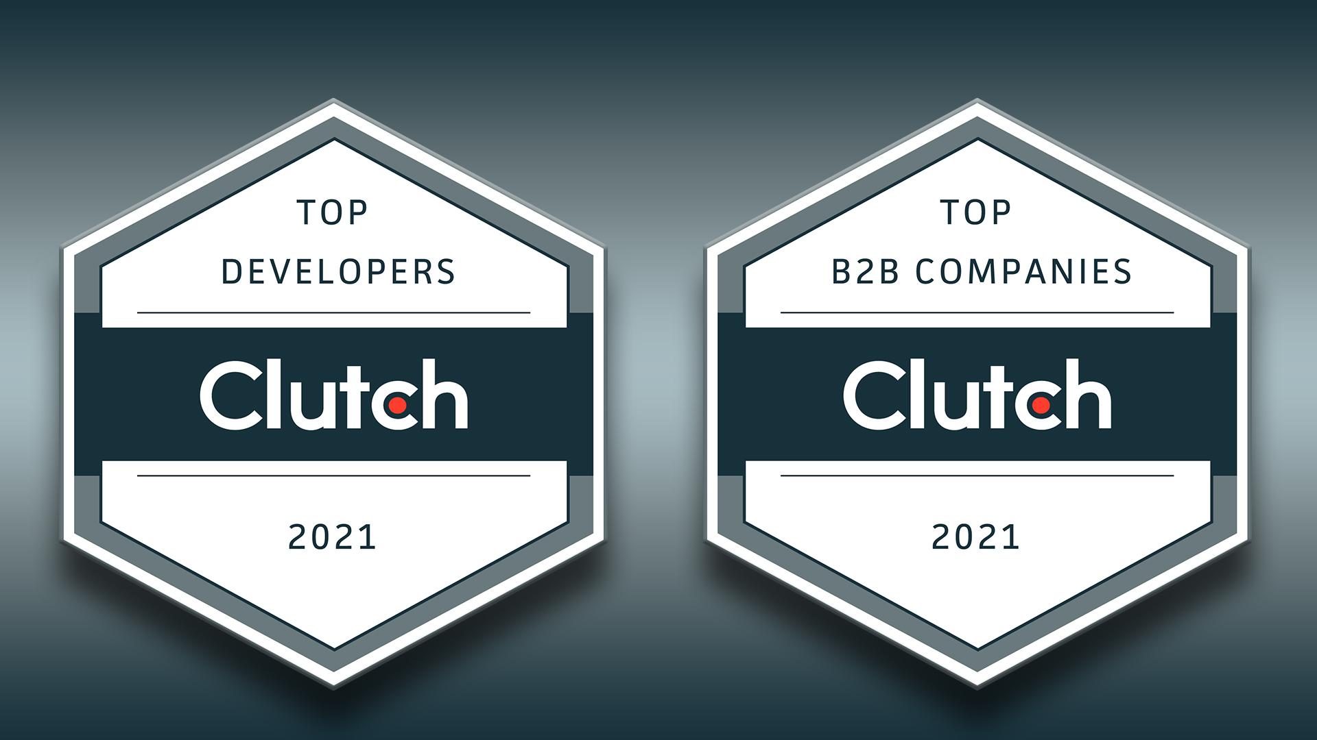 Clutch 2021 Leader Awards: CODE/+/TRUST Named as a Top Software Developer &B2B Provider in South Carolina