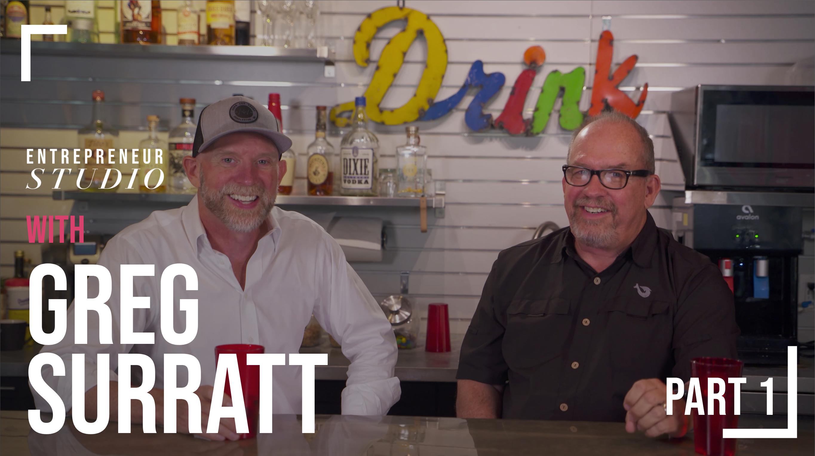 Entrepreneur Studio Series - Episode 4 - Gaining Traction When Starting From Zero