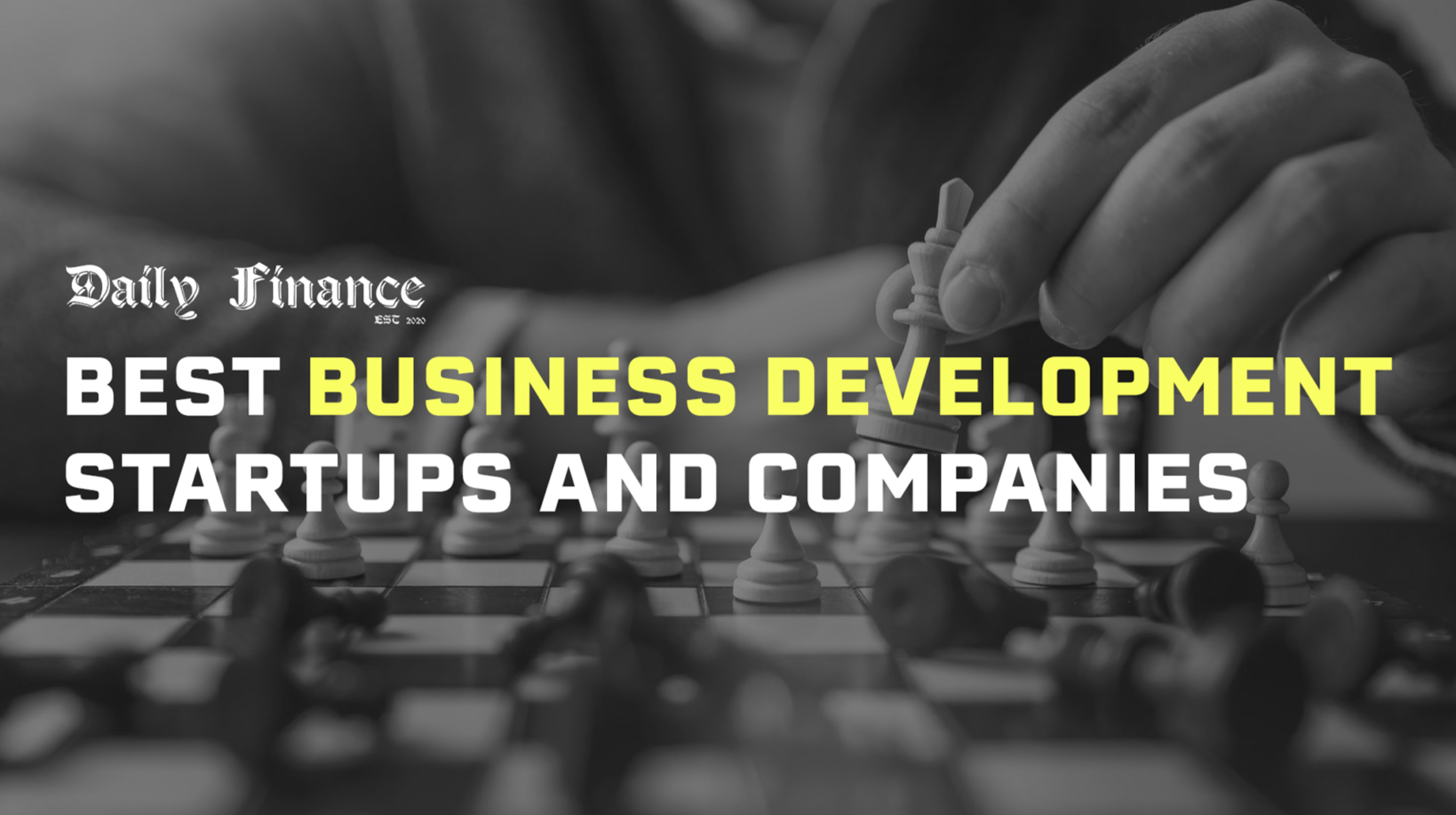 CODE/+/TRUST Recognized Among Top South Carolina Business Development Companies by Daily Finance