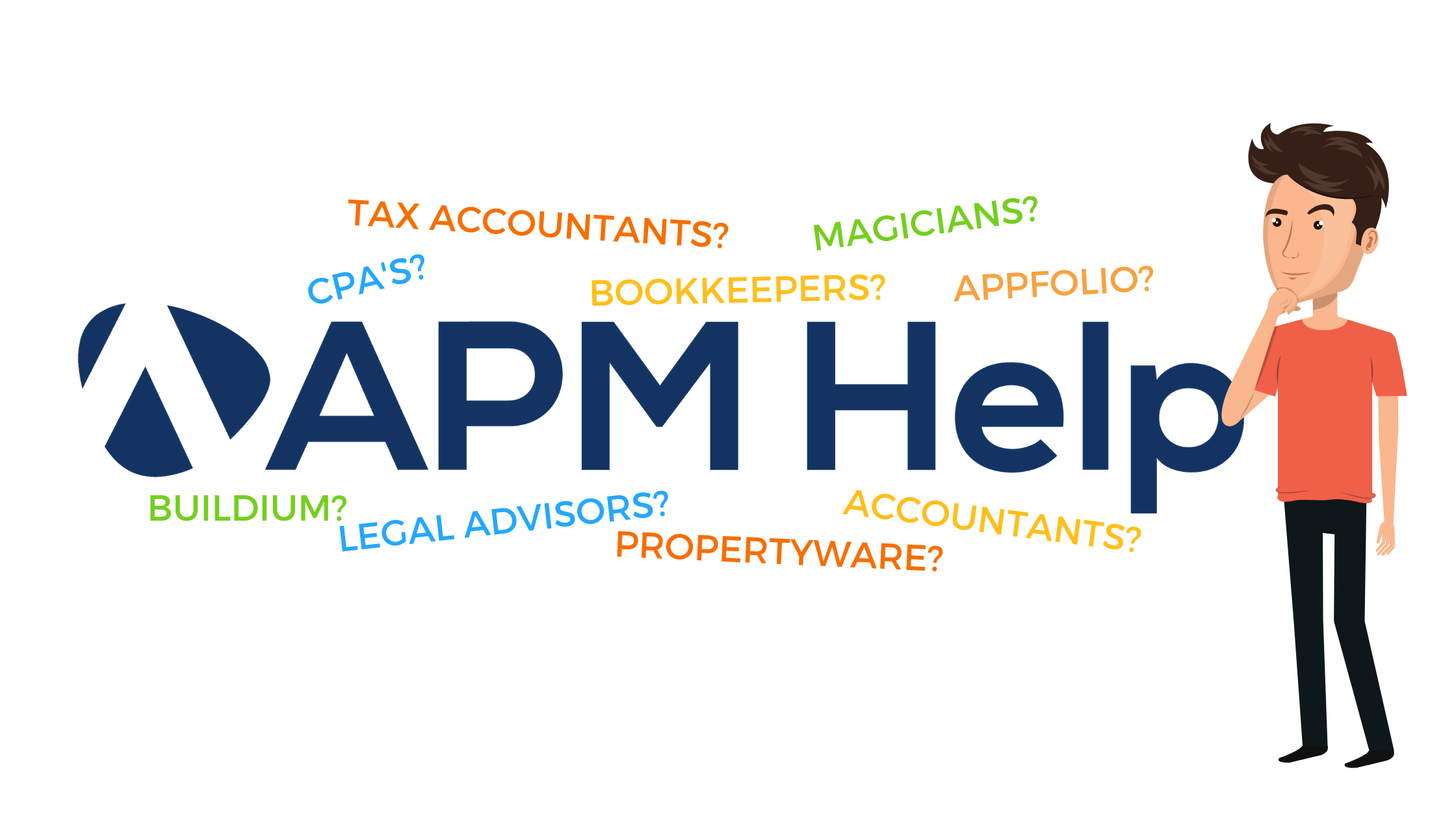 What does APM Help do, exactly?