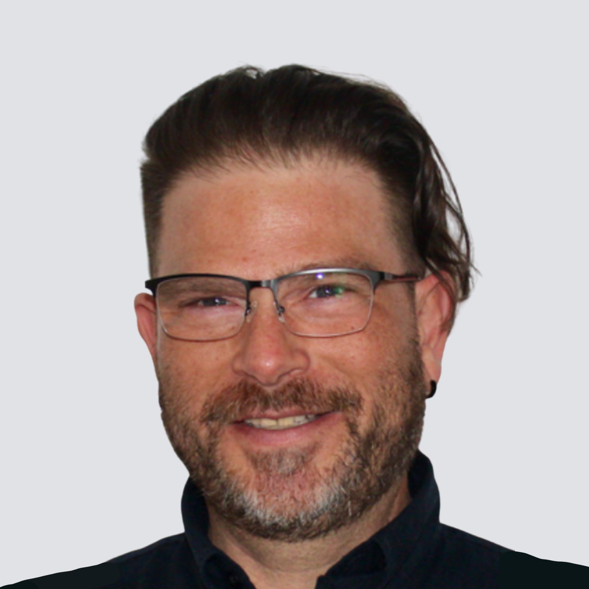 Kirk Demerling, Sampler's Director of Product Development