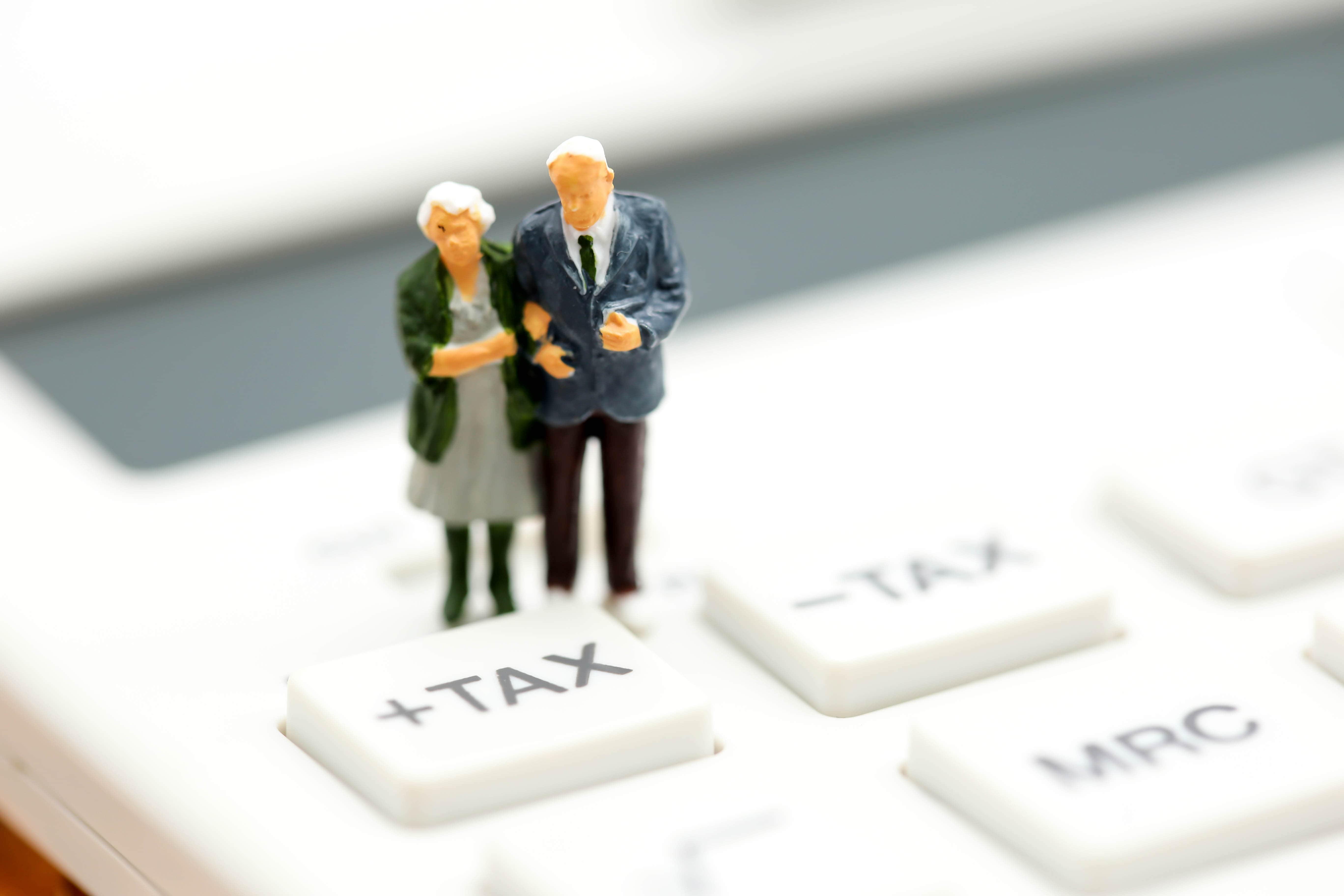 IRA tax preparation
