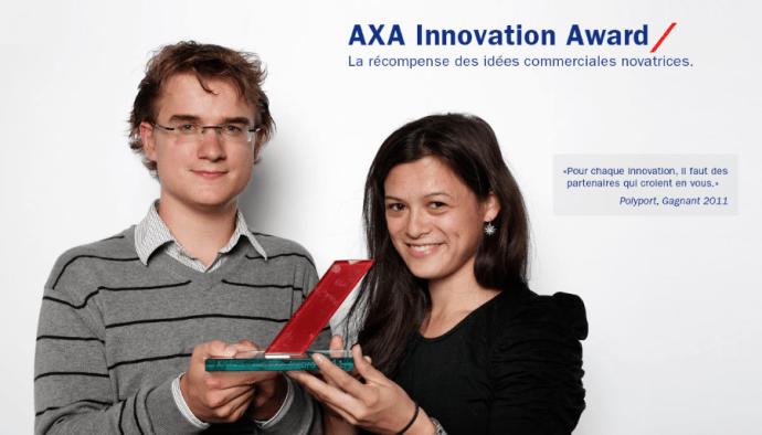 AXA Winterthur soutient le projet d'entreprise le plus novateur de Suisse avec un capital de lancement de CHF 50'000 : l' AXA Innovation Award