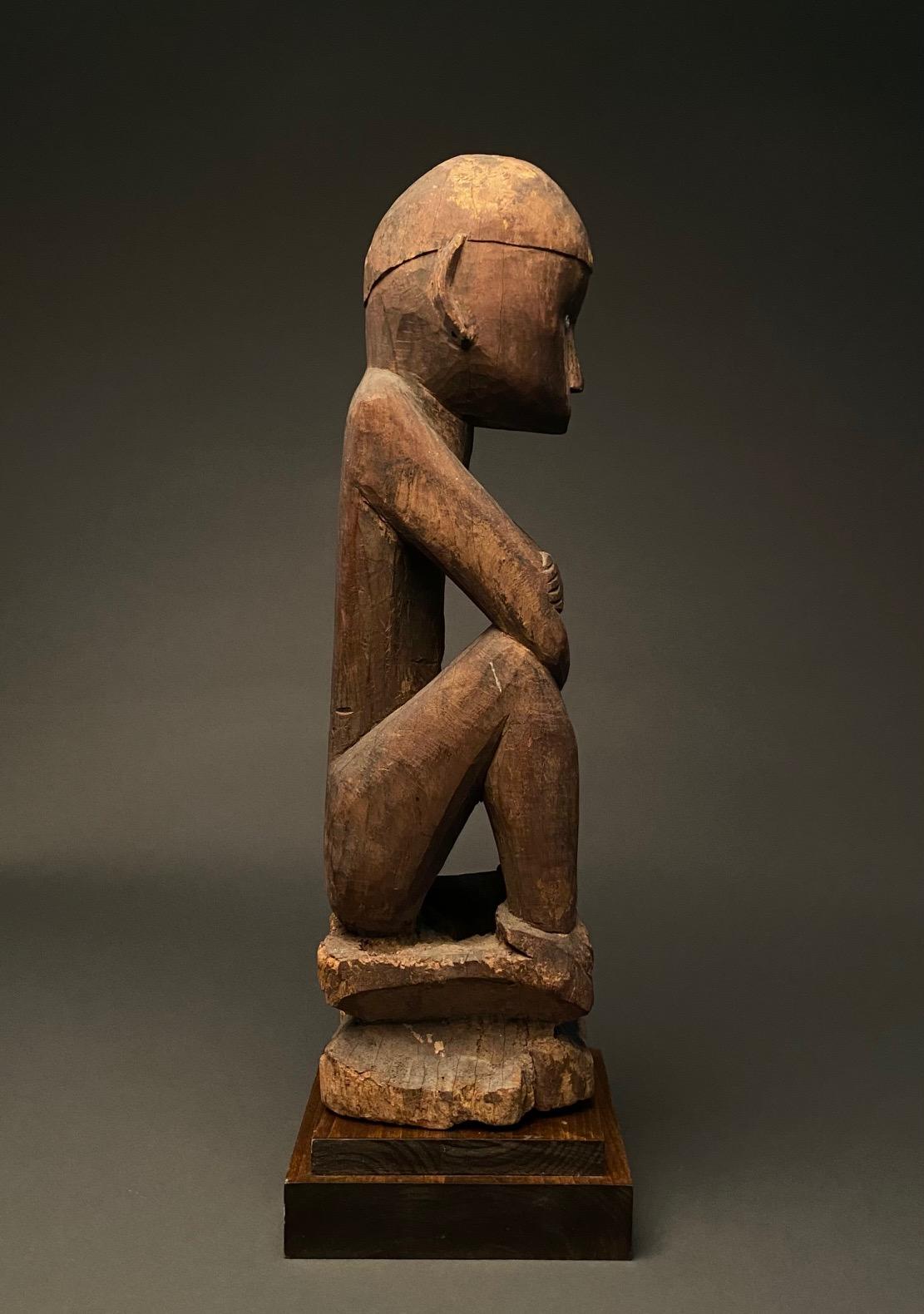 Bulul Ifugao Figure