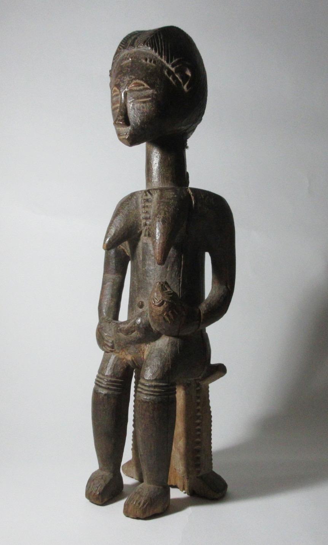 'Asie Usu' Maternity Figure
