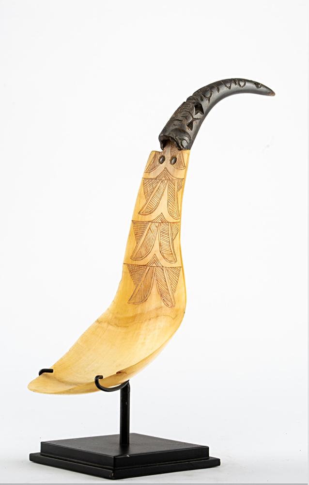 NWCoast Horn Spoon