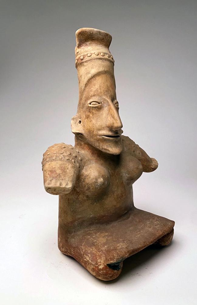 Large Female Figure