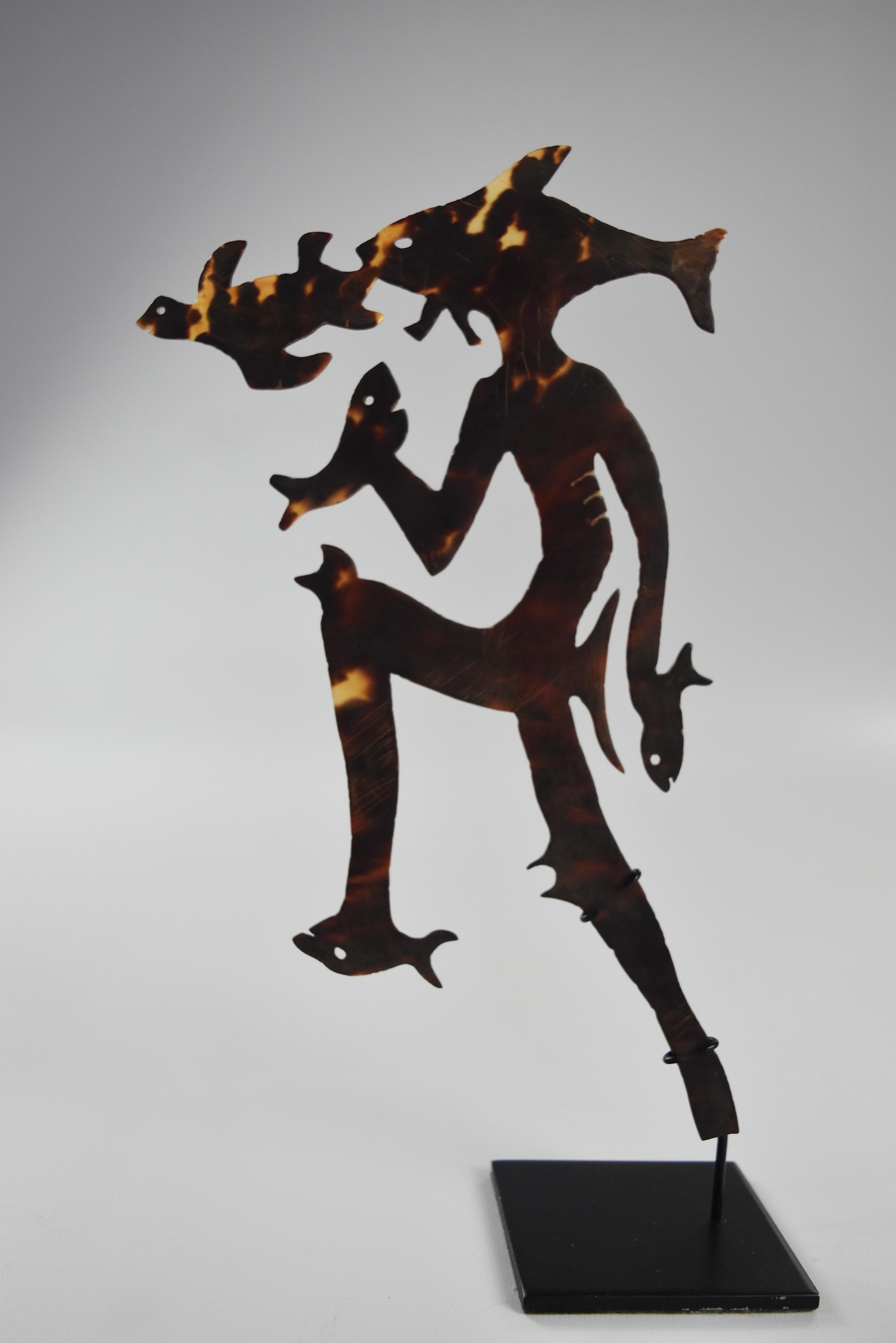 Akalo sea spirit figure