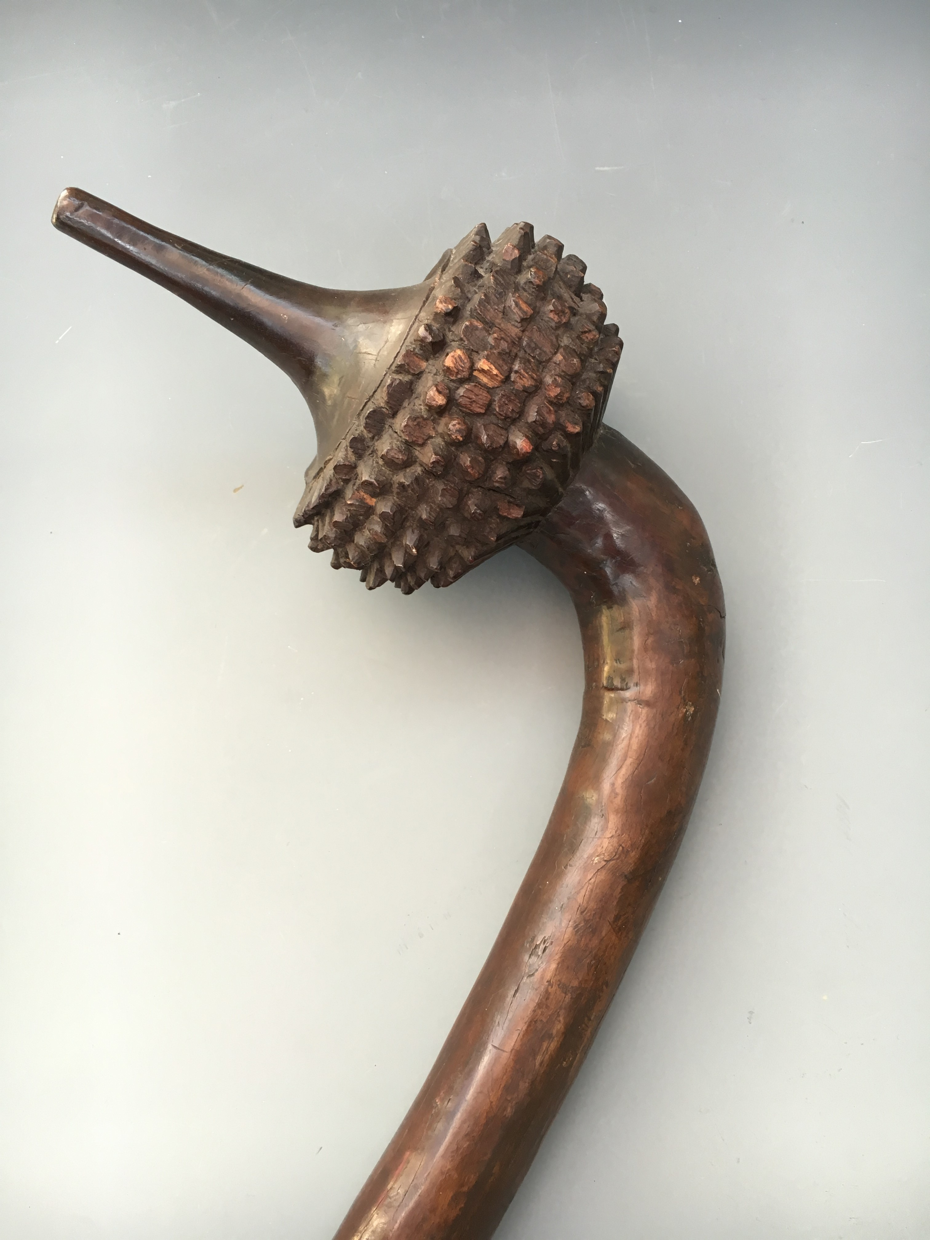 Fijian Pineapple Club ( Totokia ) Fiji  Late 19th Century