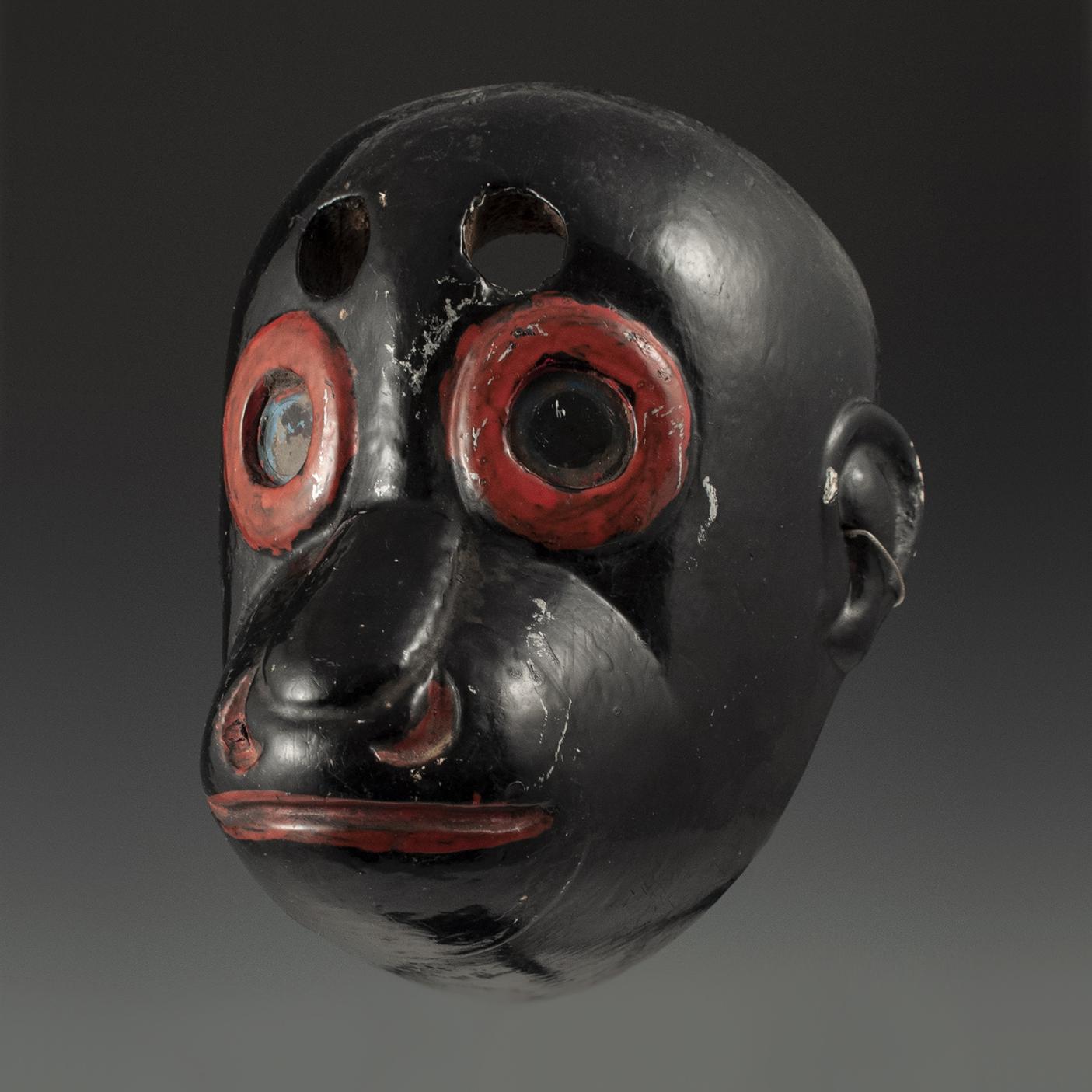 Monkey Dance Mask