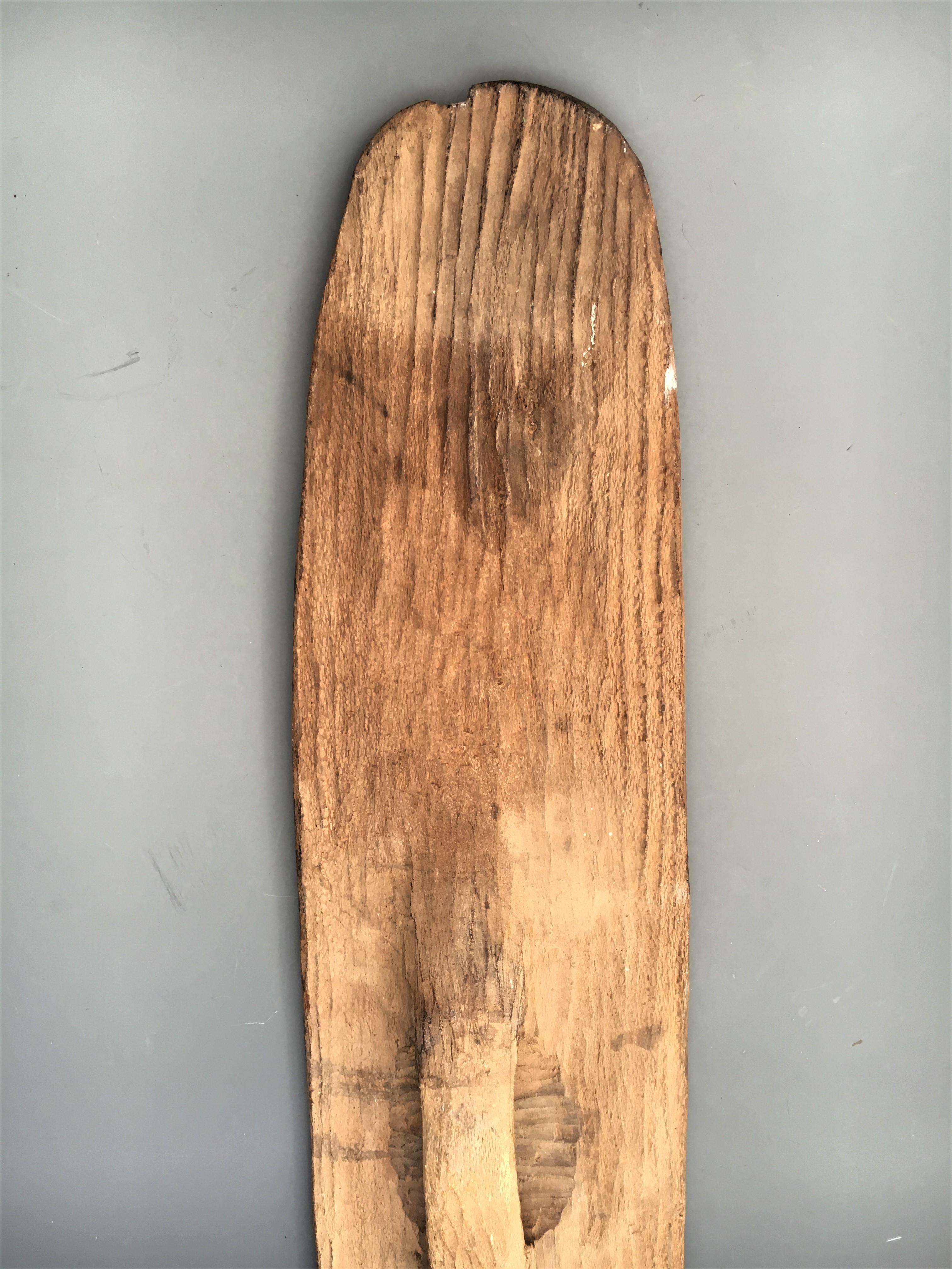 Australian Aboriginal Wunda Shield