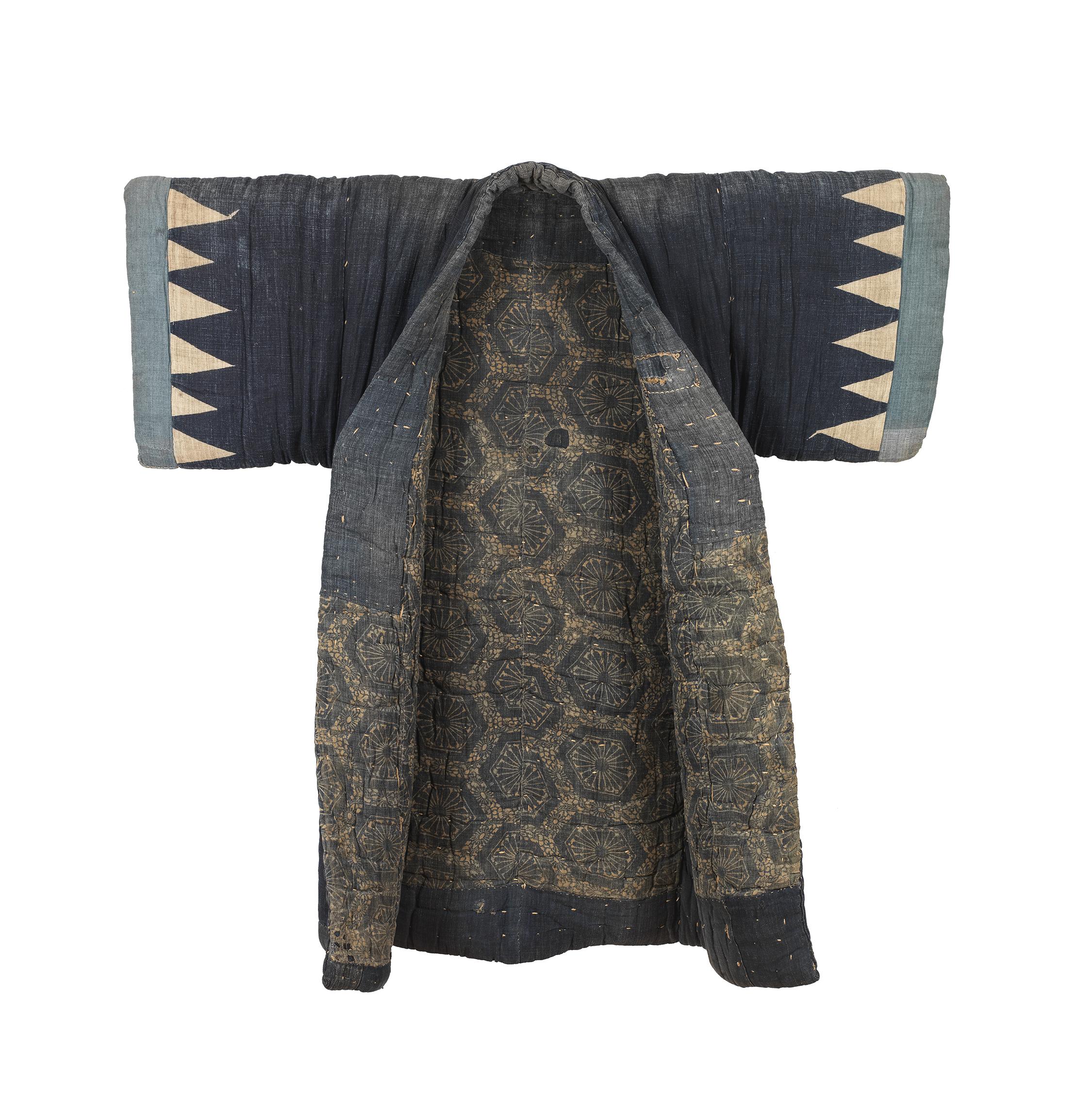 Sleeping Kimono, Yogi