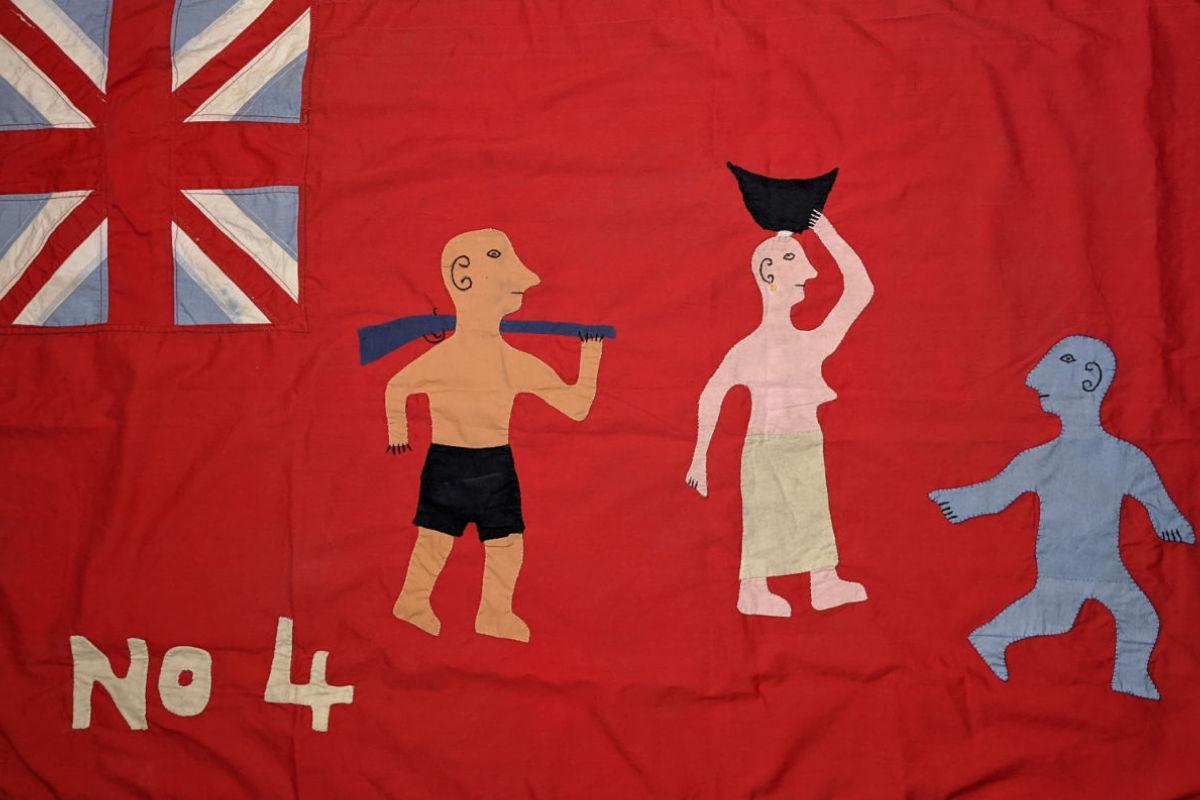 'Asafo' Flag