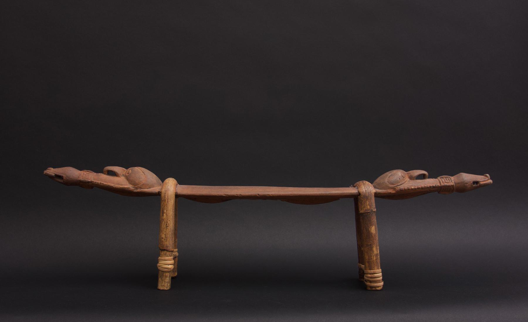 Old Ramu Headrest