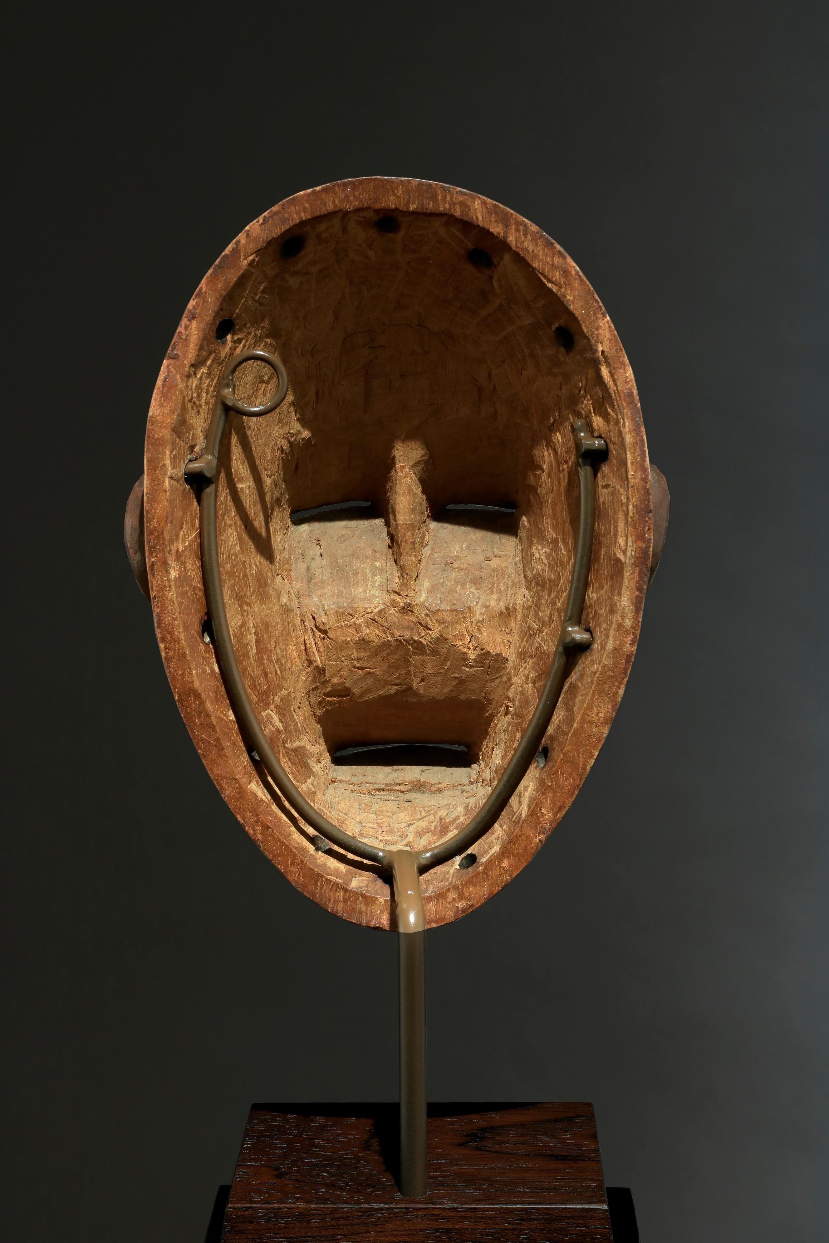 """""""Mwana Pwo"""" mask"""