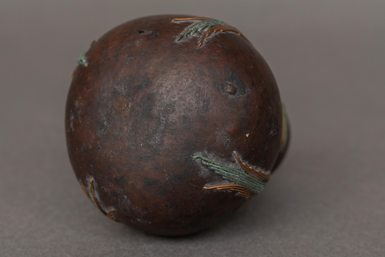 Zulu Snuff Gourd