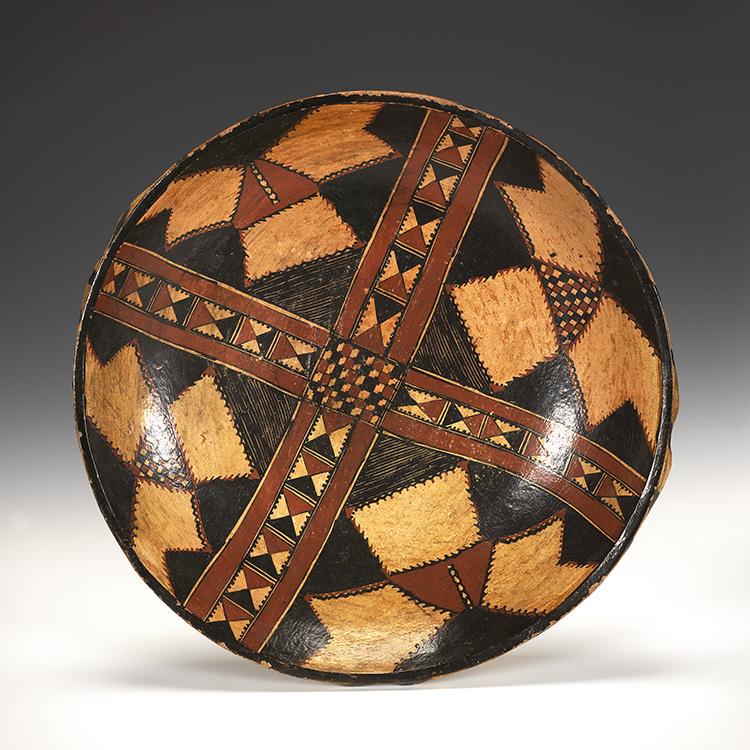 Kabylie Ceramic Platter