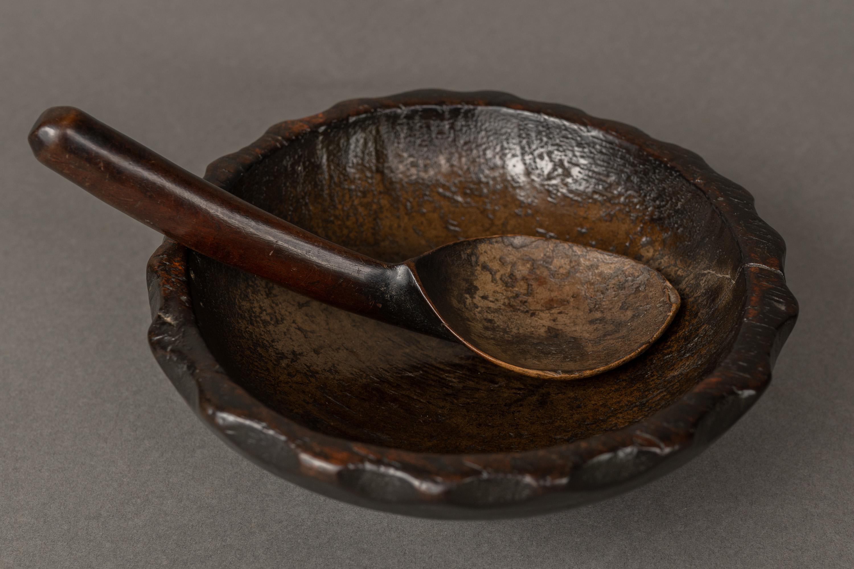 Ifuago Duyu bowl & spoon