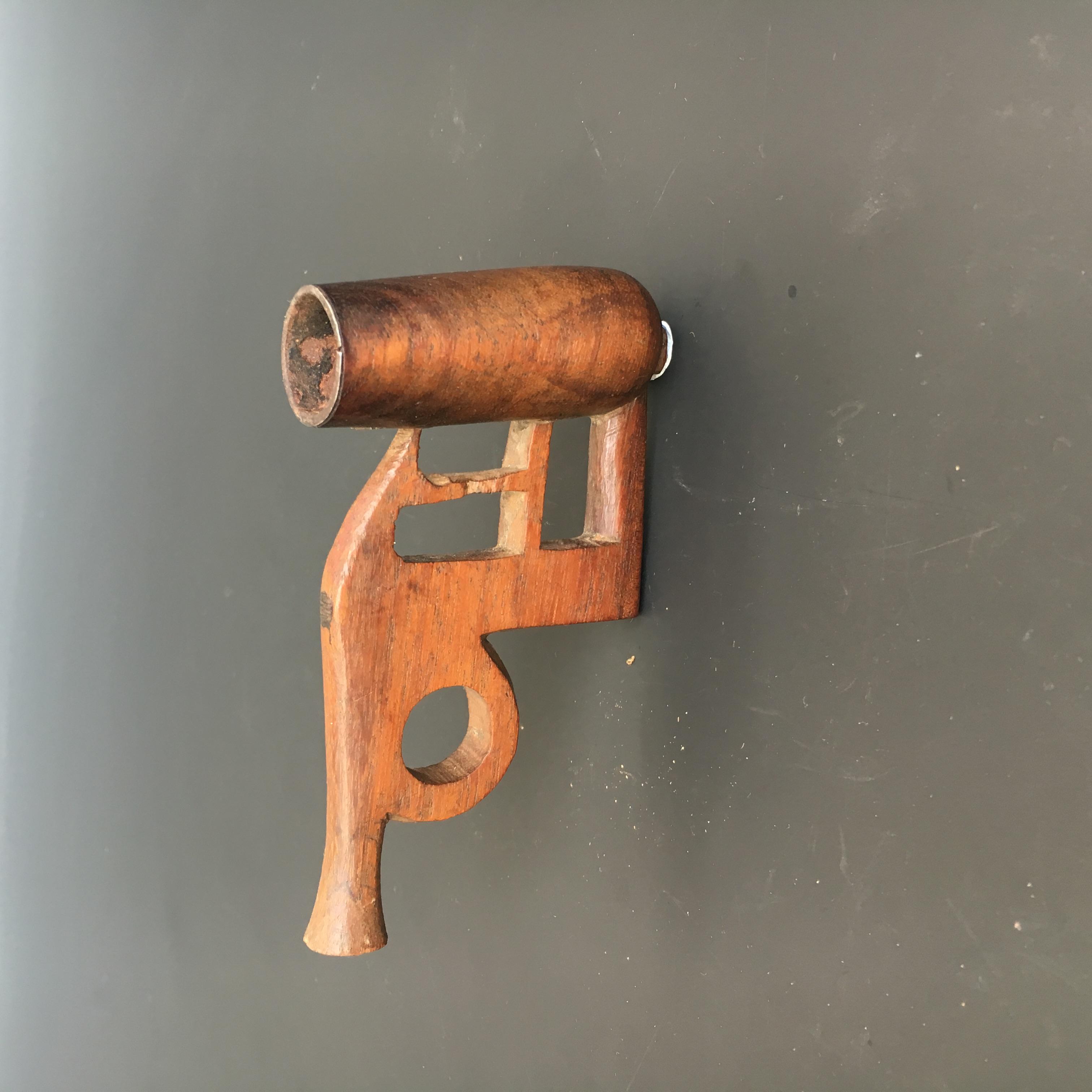 Unusual Xhosa Tobacco Pipe