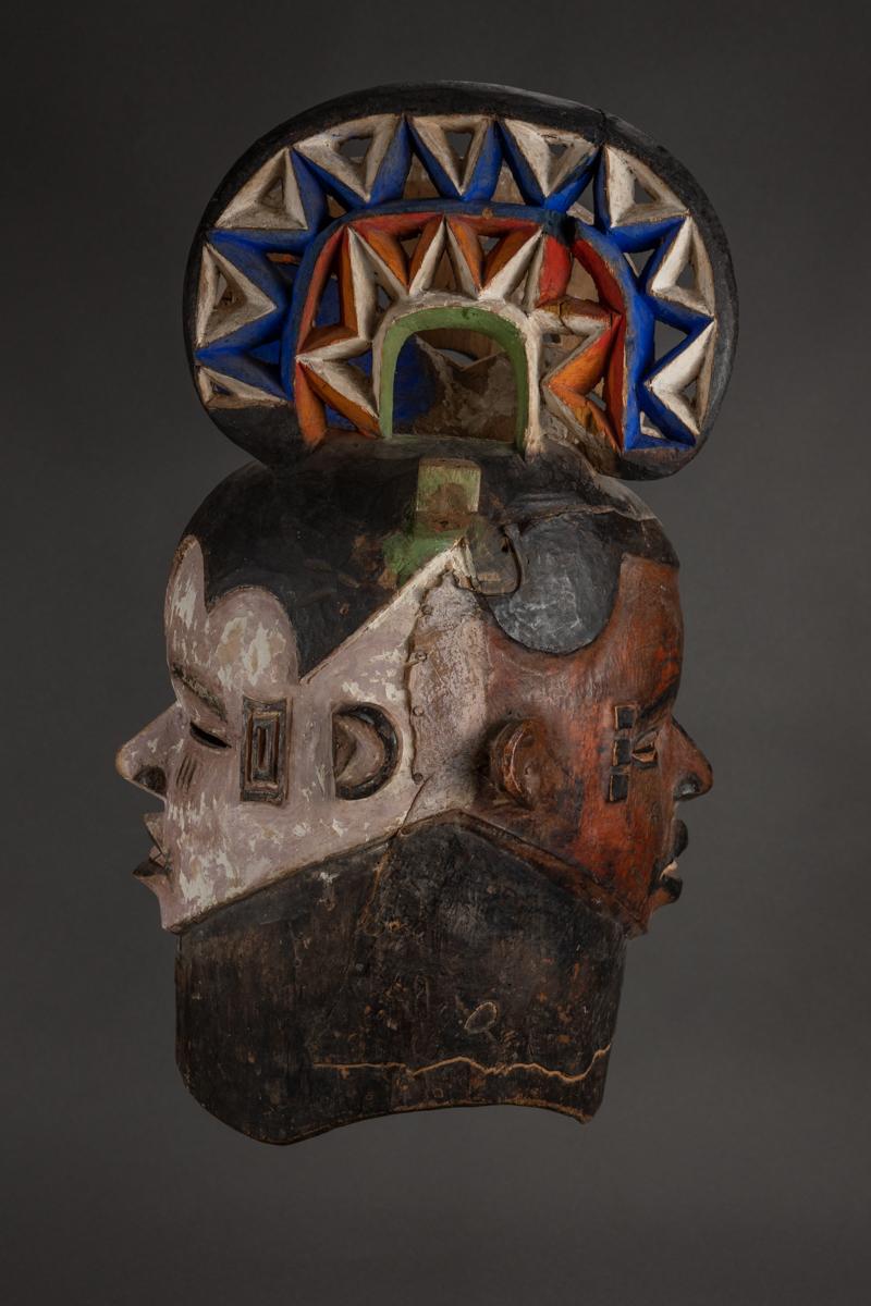 Ekoi Janus Mask