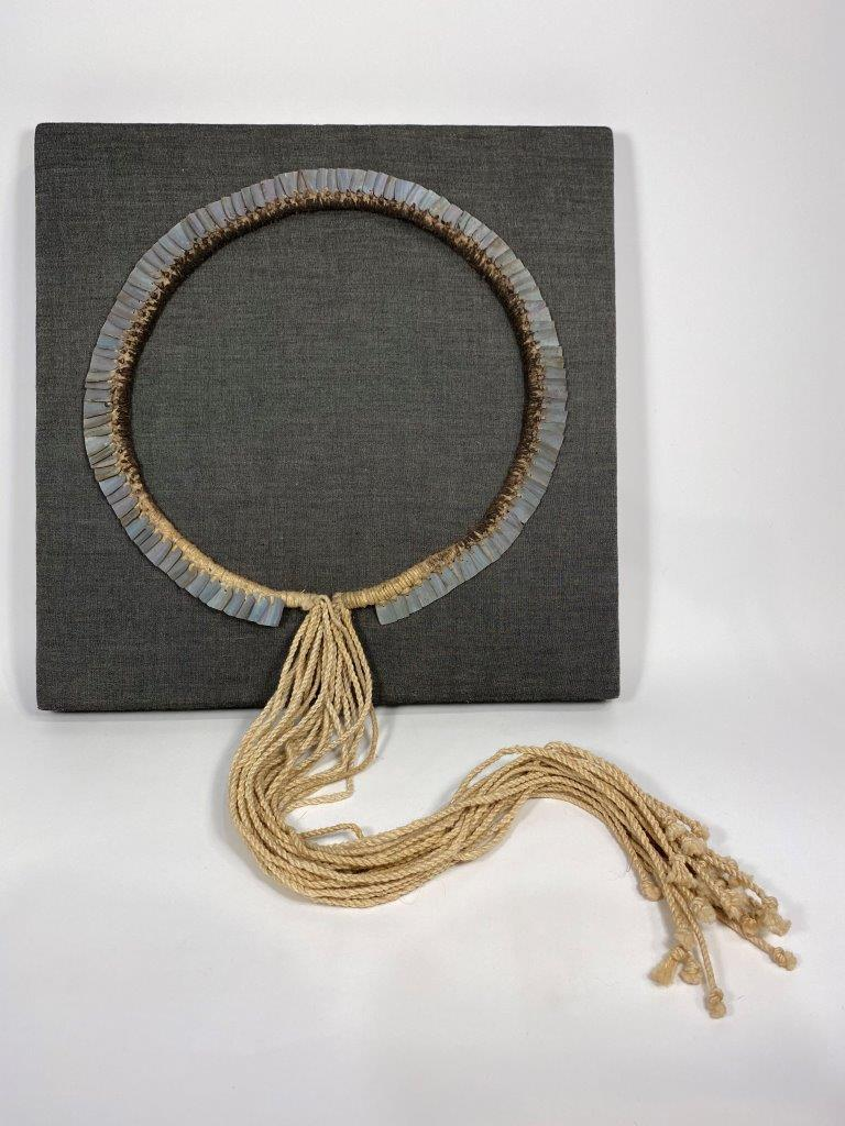 Childs Abalone Shell Necklace