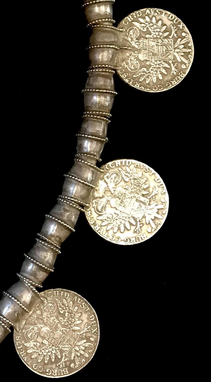 Antique Omani Necklace (Sumt)