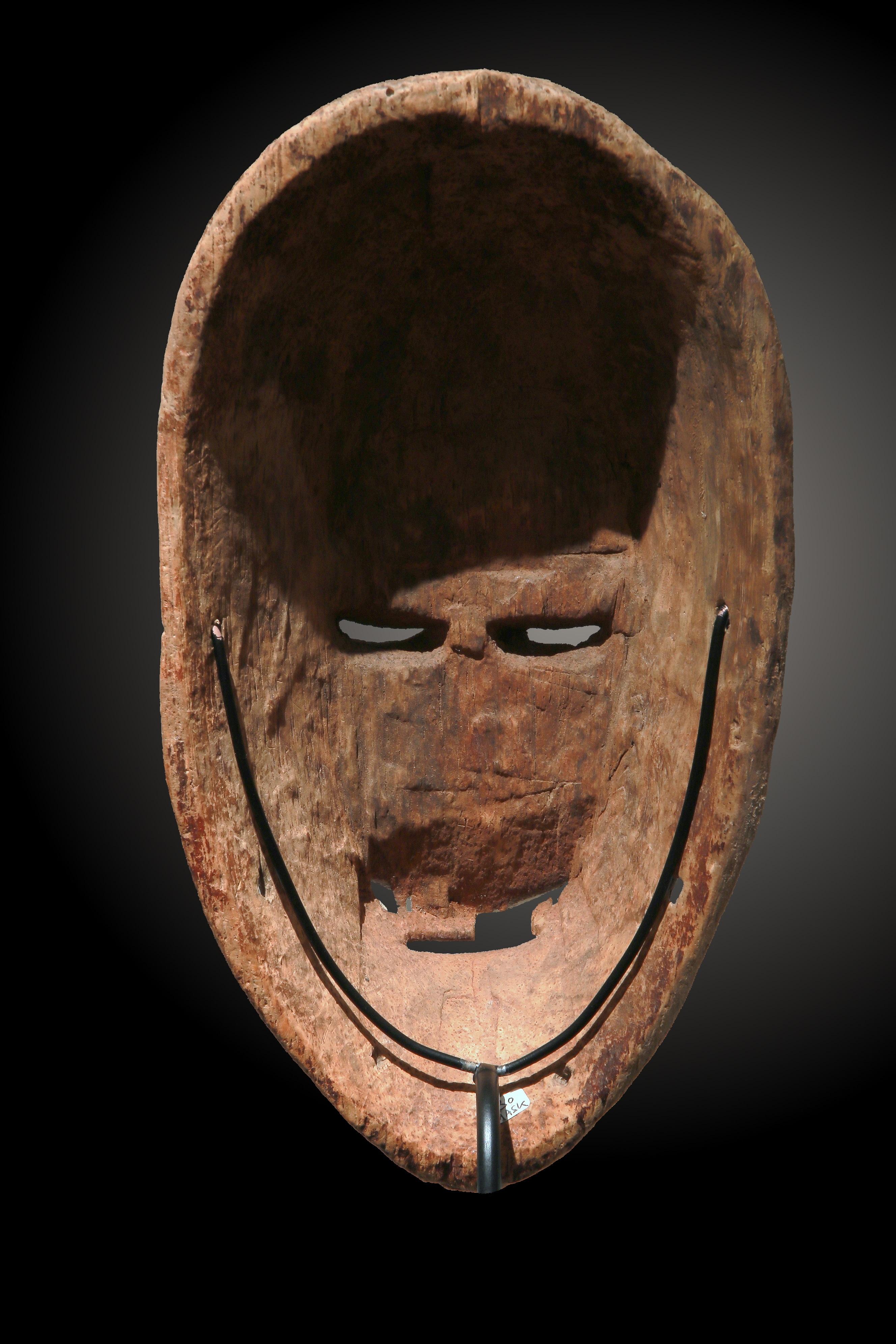 """Okoroshi"" mask"