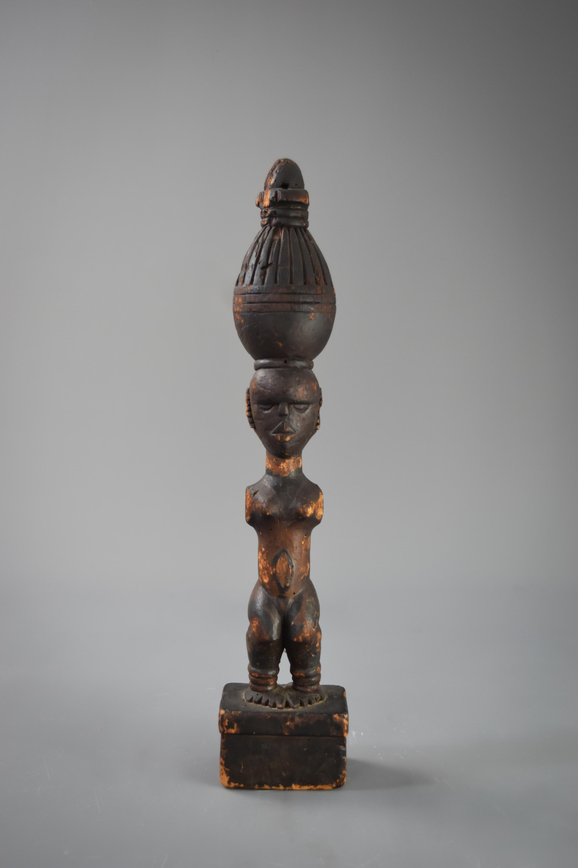 Ibibio Female figure