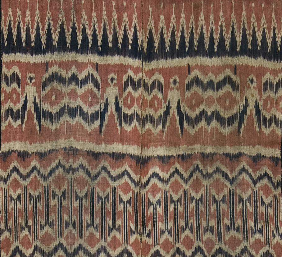 Ritual textile Sulawesi