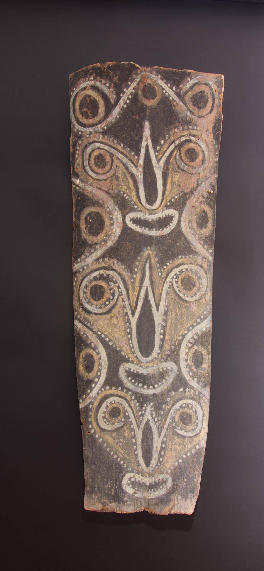 Sago palm spathe  Bark Painting