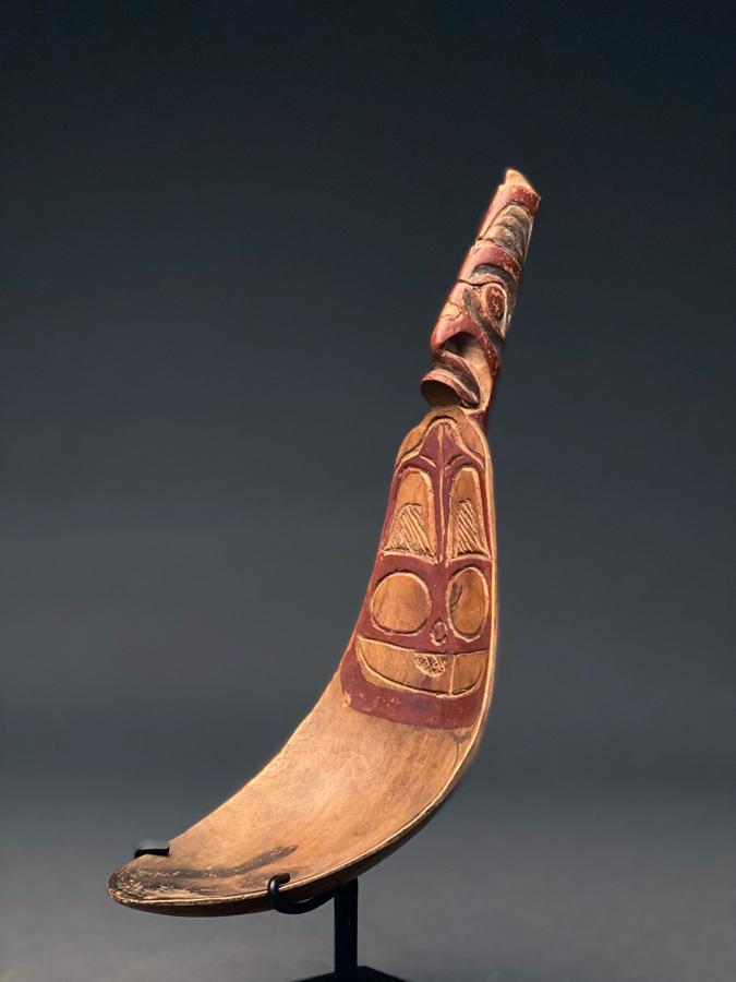 Haida Ceremonial Spoon