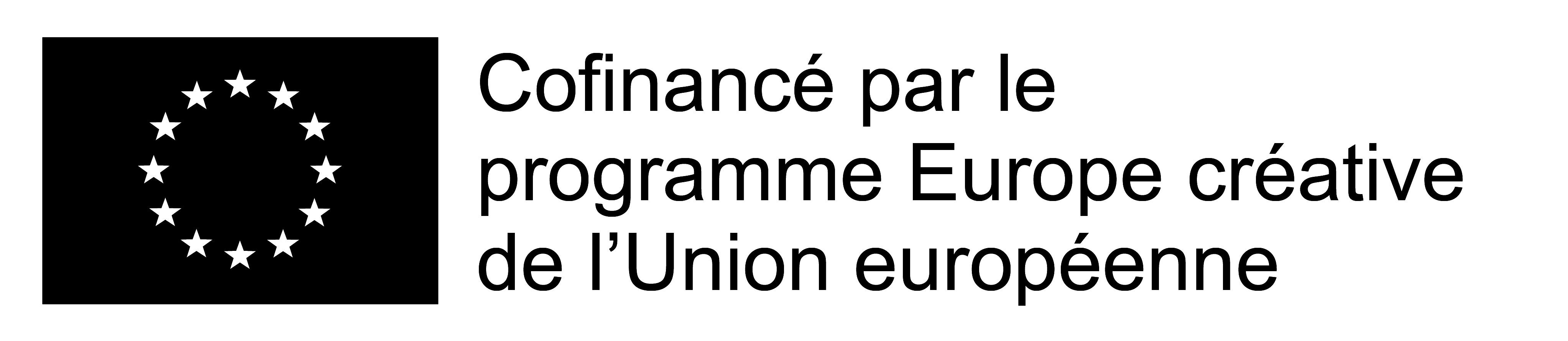 cofinancé par le programme Europe créative de l'Union européenne