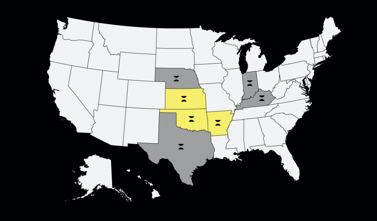 where EightTwenty is operating in the United States currently.