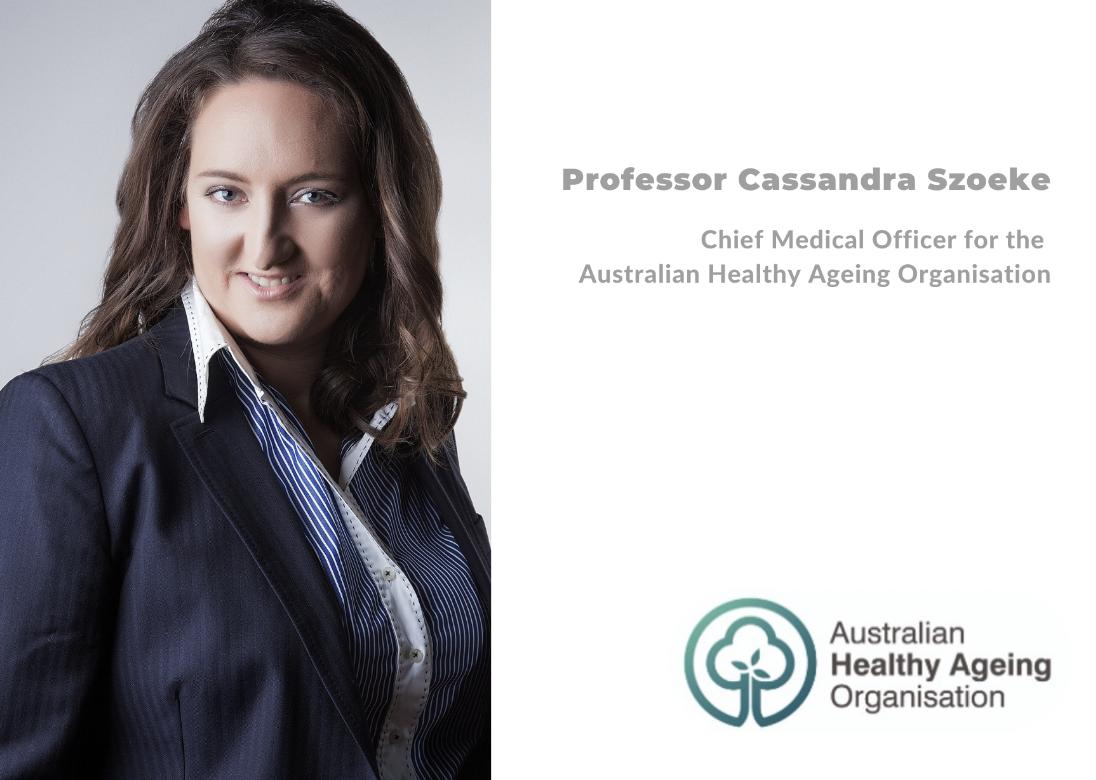 Learn lifestyle choices to improve brain health with Professor Cassandra Szoeke