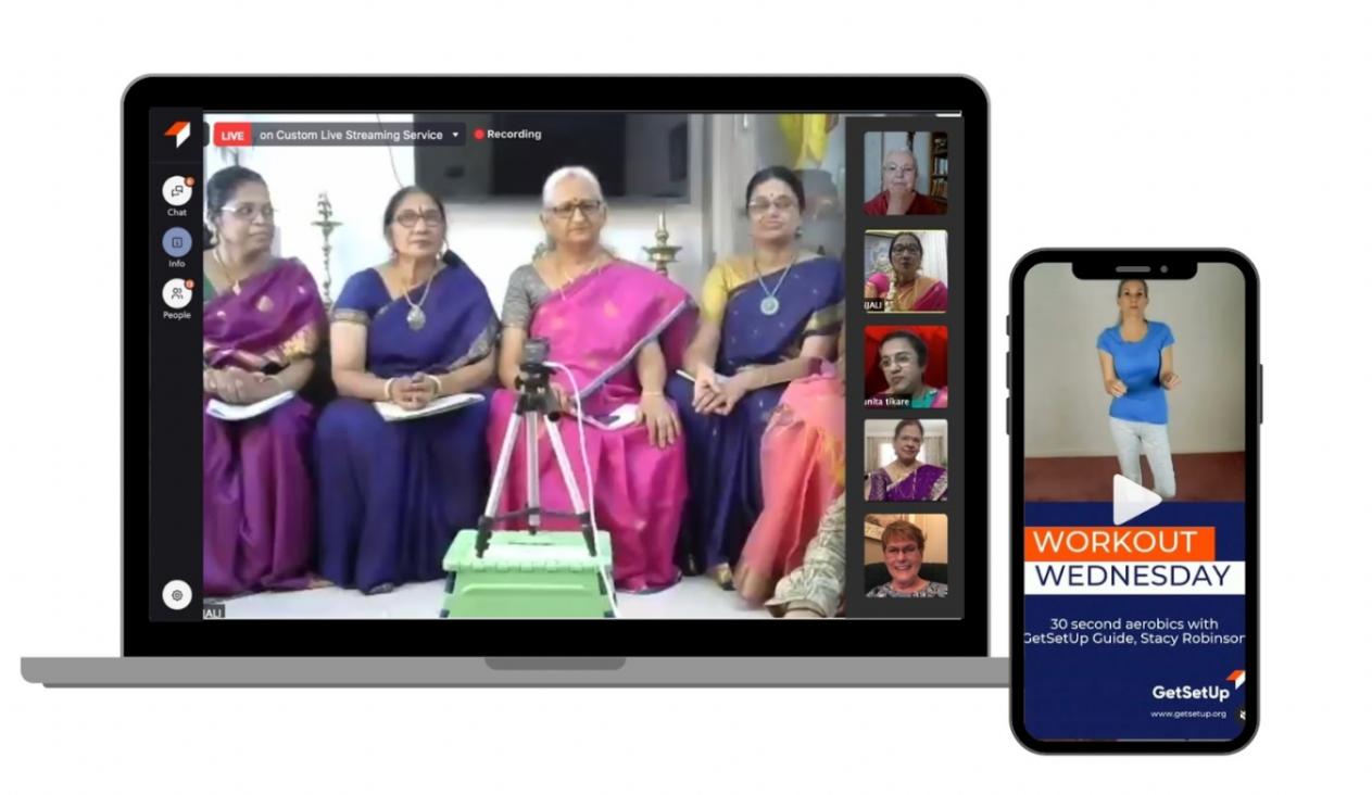 GetSetUp announces partnership with Ashiana Housing to bring virtual health, lifelong learning, and entertainment platform for the senior community