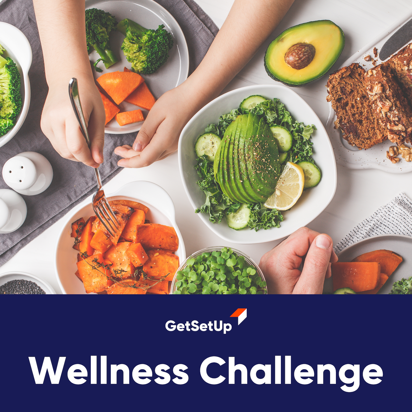 Take the Wellness Challenge for National Wellness Month