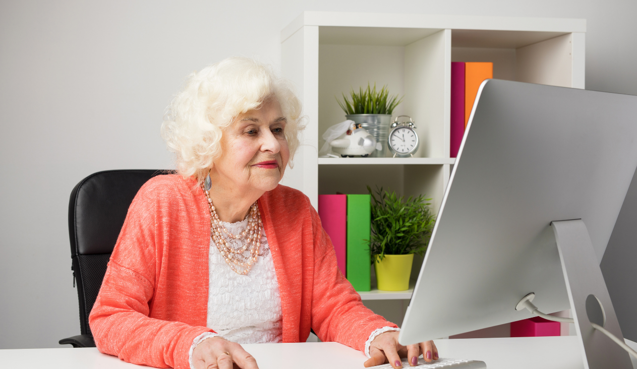 Tips And Tricks For Older Adults To Keep Up-To-Date With Technology As They Head Back To Work