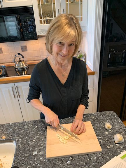 Deb knows that the right mixture of ingredients and herbs can make any dish delicious!