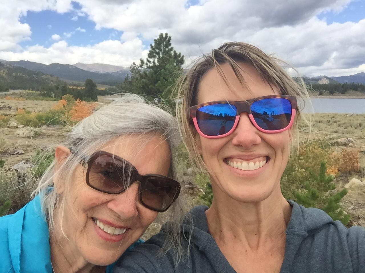 End of Life Doula Liz Lightner And Her Mother Speak On Preparing For Death