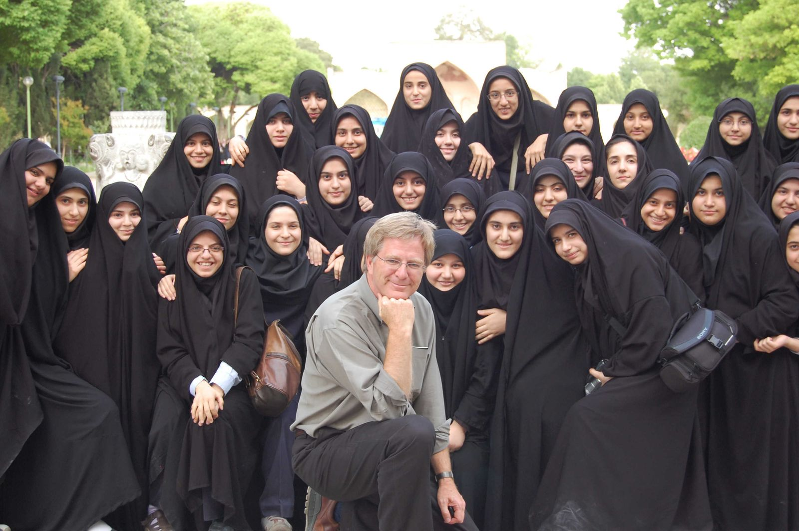 Ask Your Travel Questions From Travel Star Rick Steves At His Fireside Chat with GetSetUp