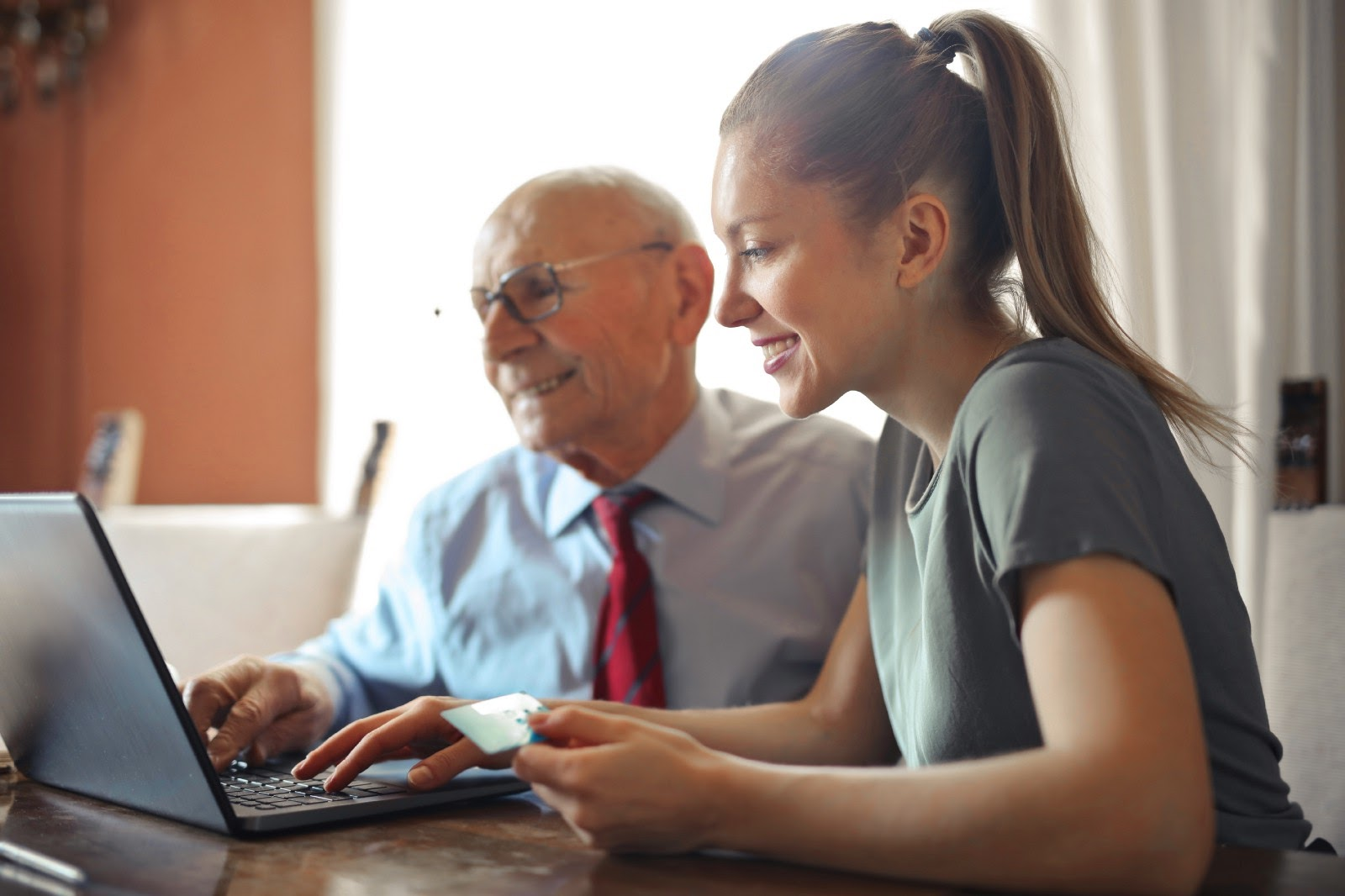 Technology Helps People Stay At Home, Longer