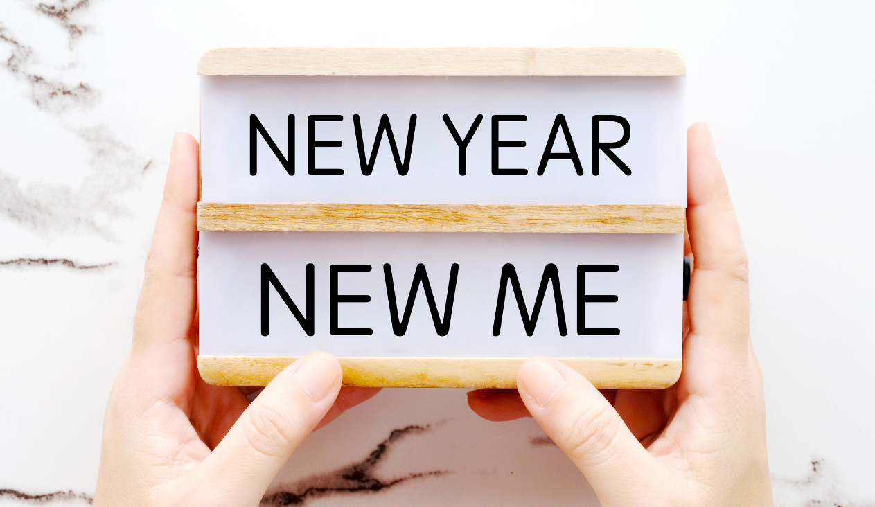 New Year, New Me - Join the January Campaign