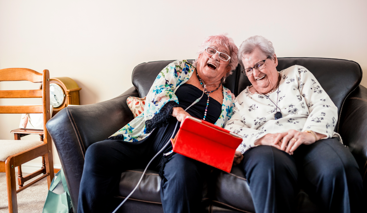 GetSetUp Helps Older Adults Stay Connected to Friends and Family This Holiday Season