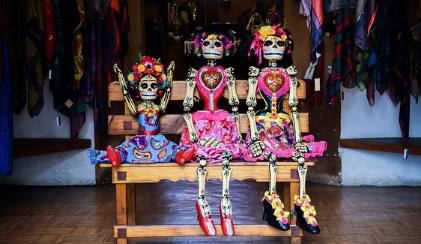 Celebrating Ancestral History through Dia de Los Muertos (the Day of the Dead)