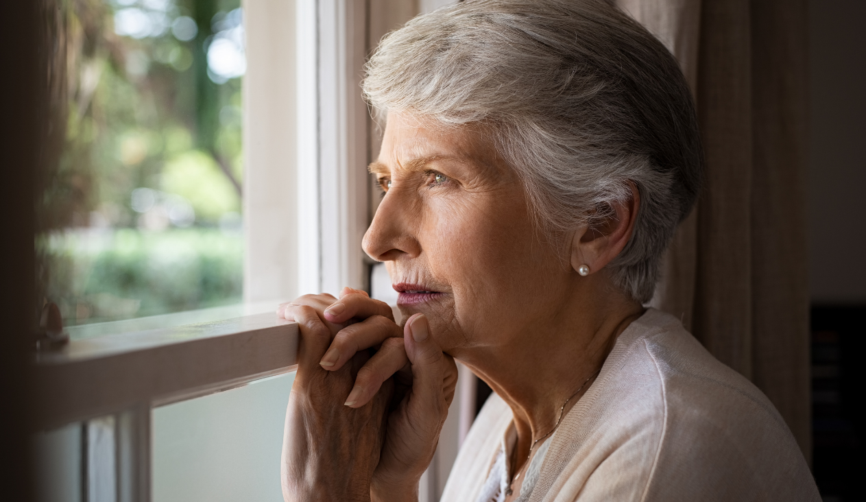 Polls Show Loneliness has Risen by Almost 50% in Older Adults During thePandemic