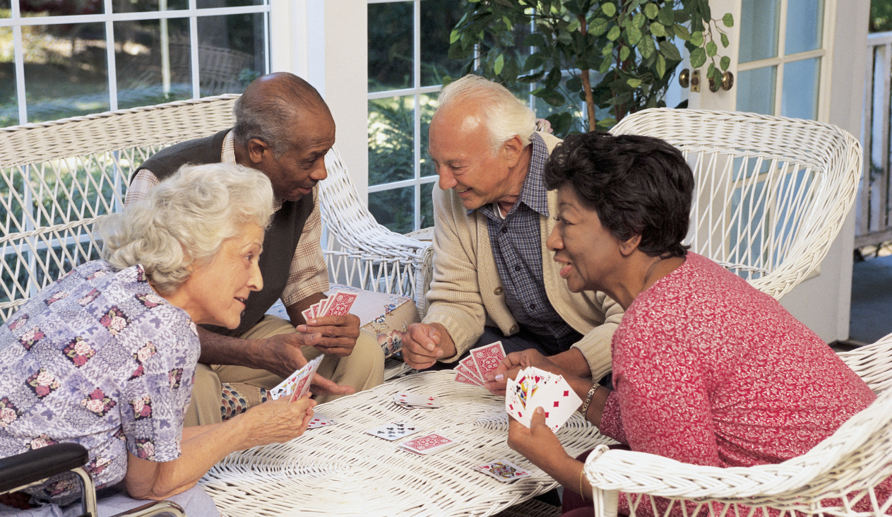 6 Great Ways to Celebrate National Senior Citizens Day on August 21