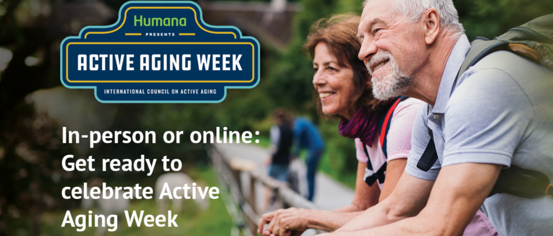 Take the GetSetUp Active Aging Challenge