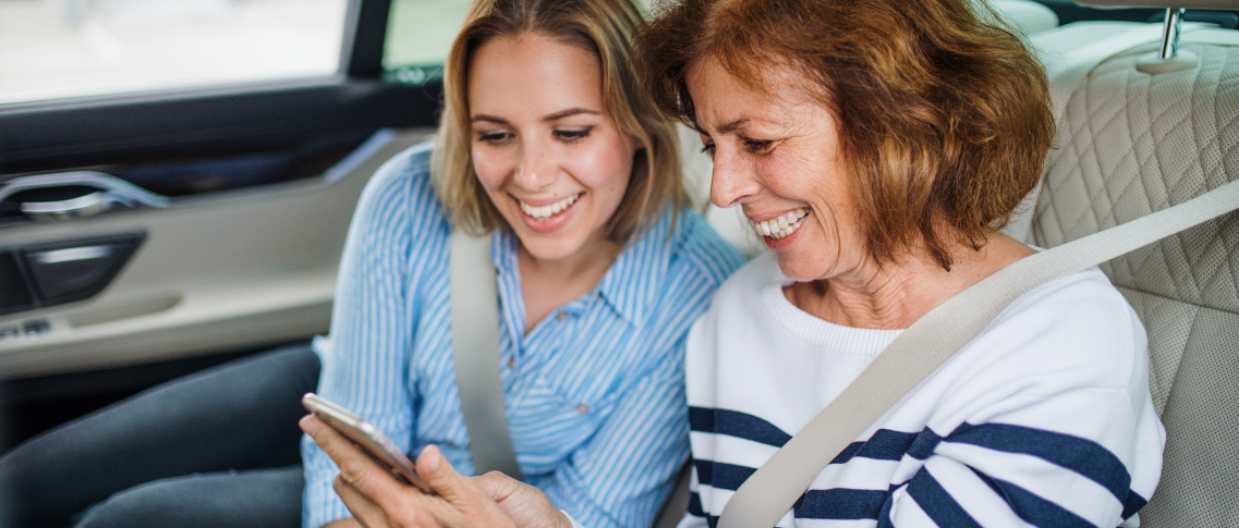 Uber partners with GetSetUp to teach older adults to use Uber's services and apps