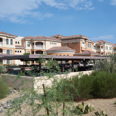 The Terraces of Phoenix