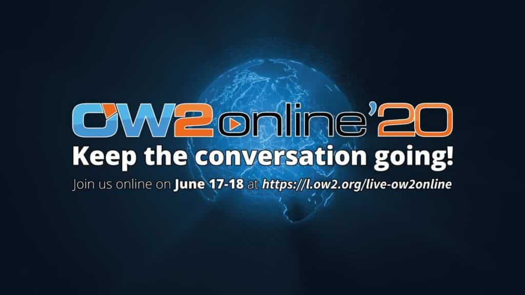 OW2 virtual conference